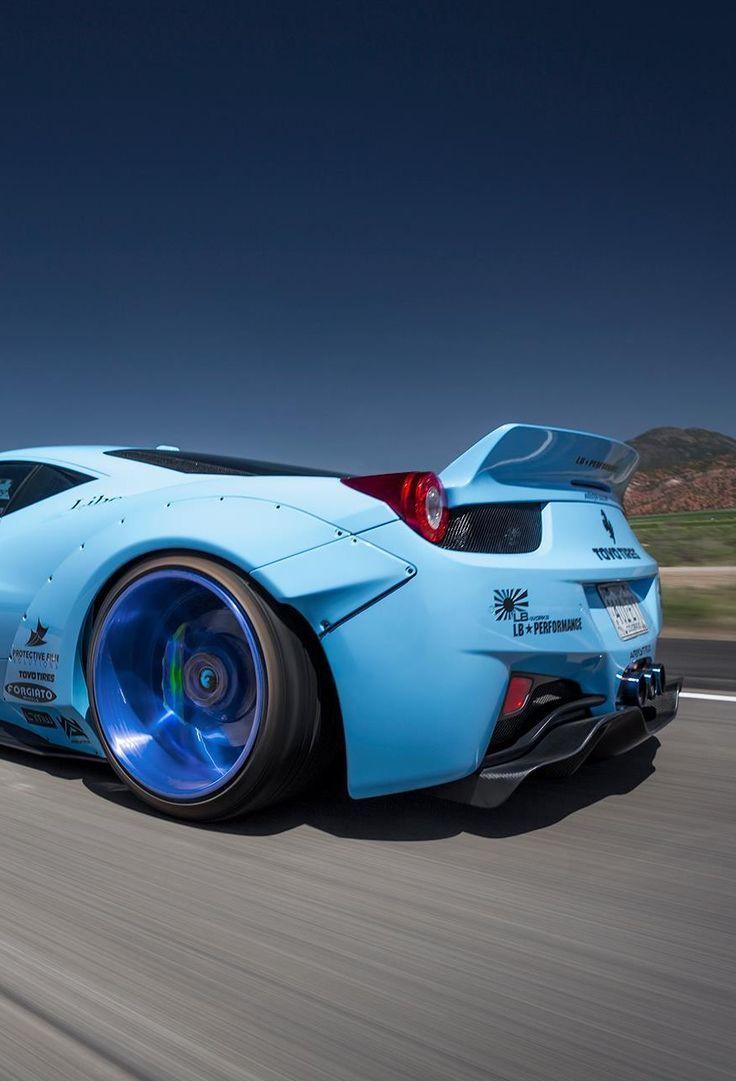 Ferrari 458 by LB Pe top gear hot cars | super sport car | Pinterest ...