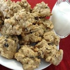 Low Sugar Oatmeal Raisin Cookie Recipe