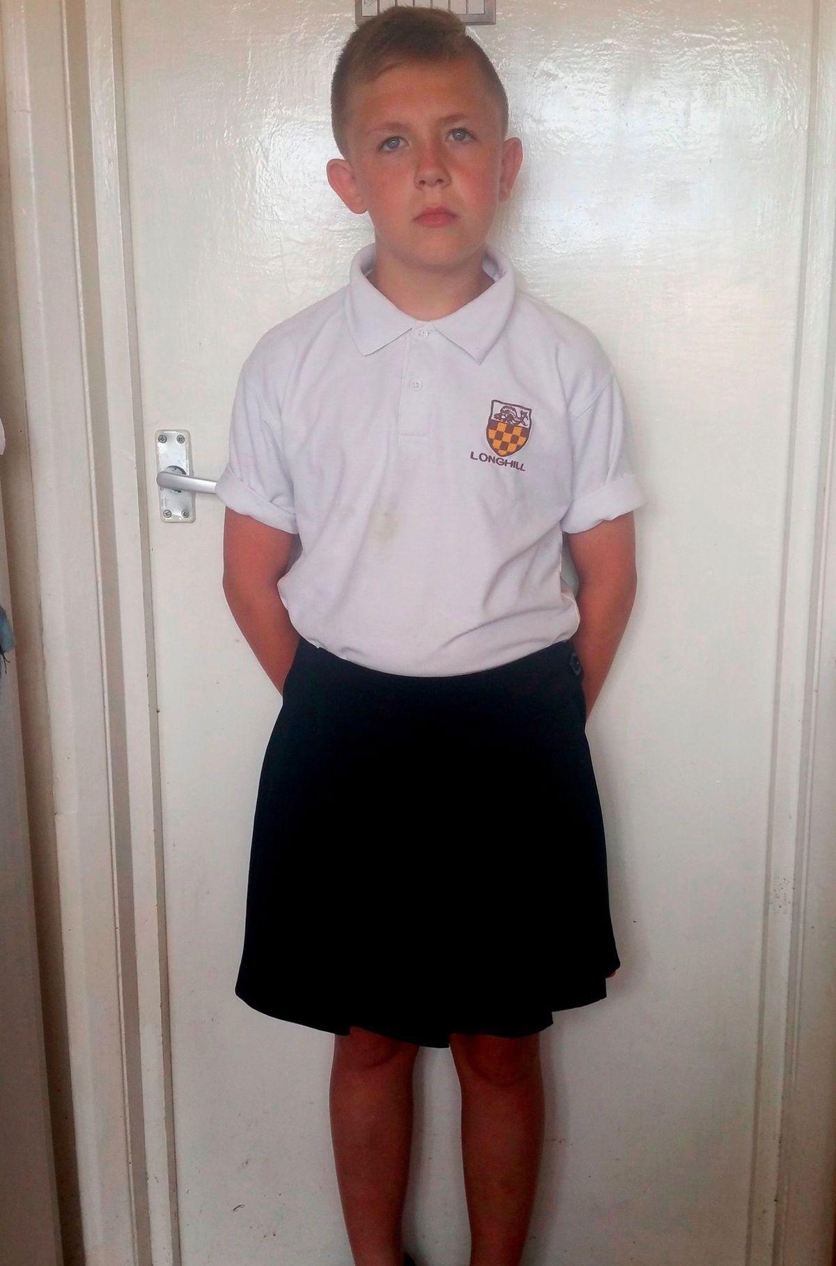 Sissy Boys In Skirts