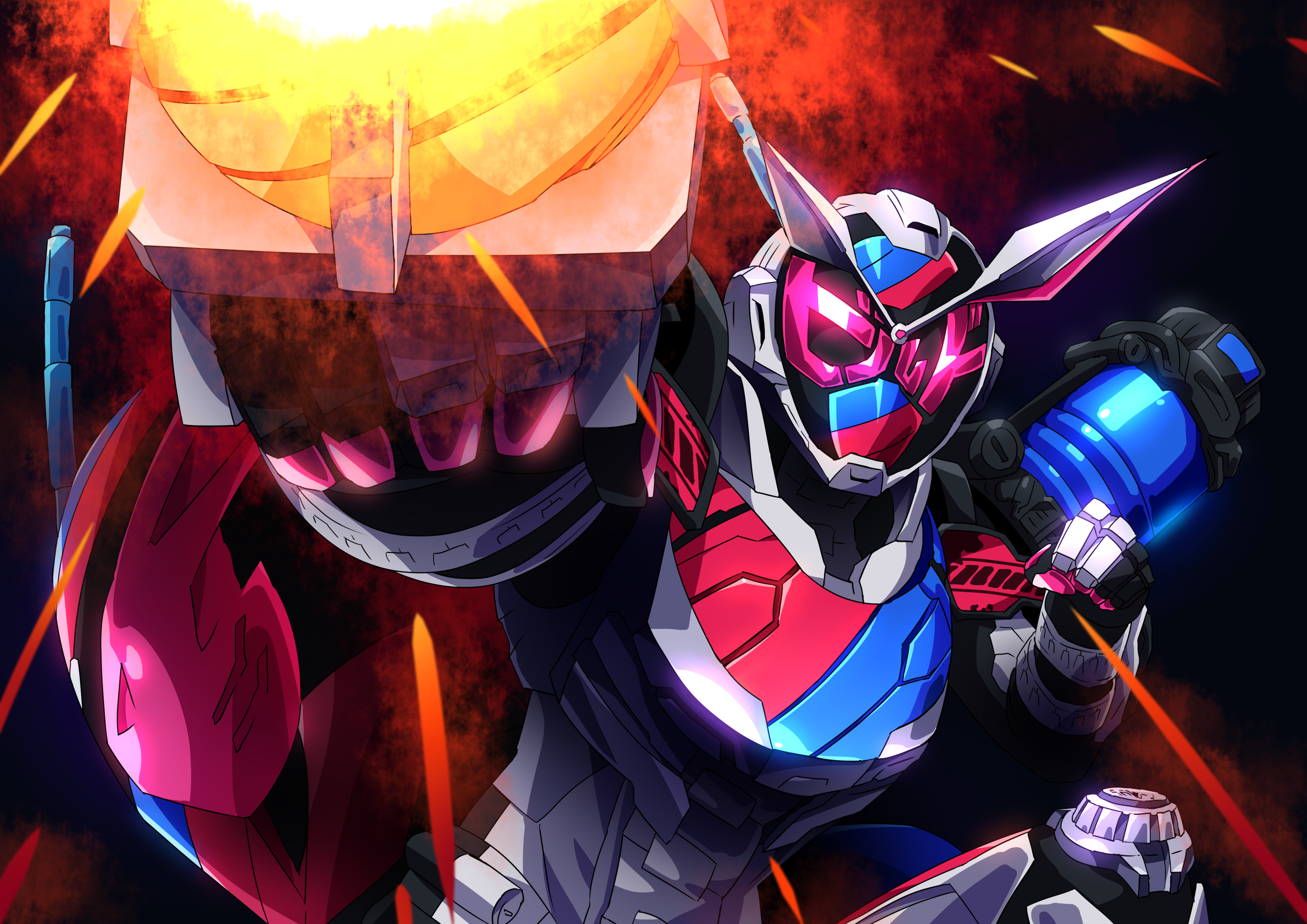 Kamen Rider Zi O Build Armor Kamen Rider Kamen Rider Kamen