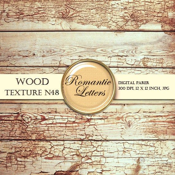 Digital paper Wood texture background wood digital scrapbook papers white wood newborn digital photo backdrop Shabby Chic wood wedding paper #woodtexturebackground