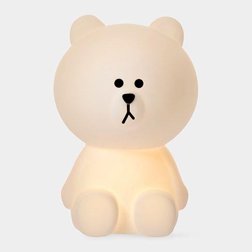 Brown Bear Lamp Momastore Org Lighting Brown Lamps