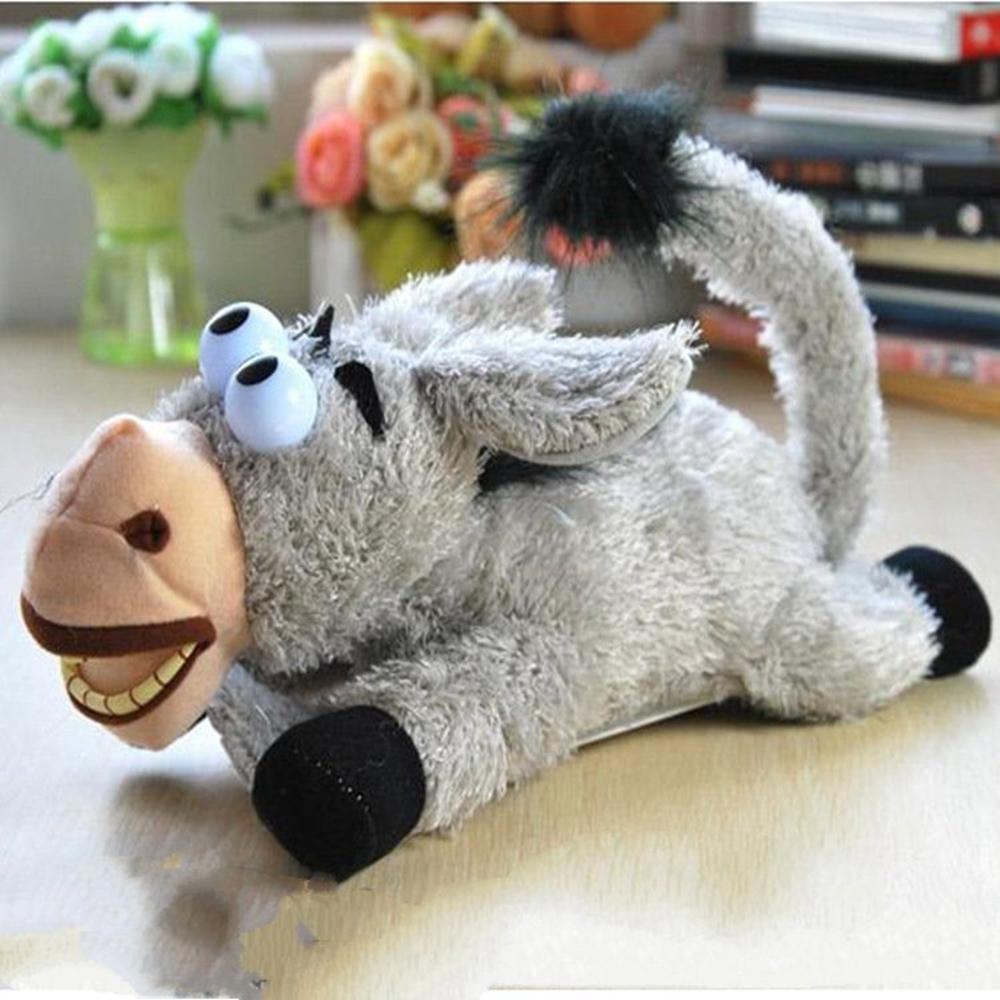 Electronic Rolling Laughing Donkey Funny Toy Funny Toys Donkey