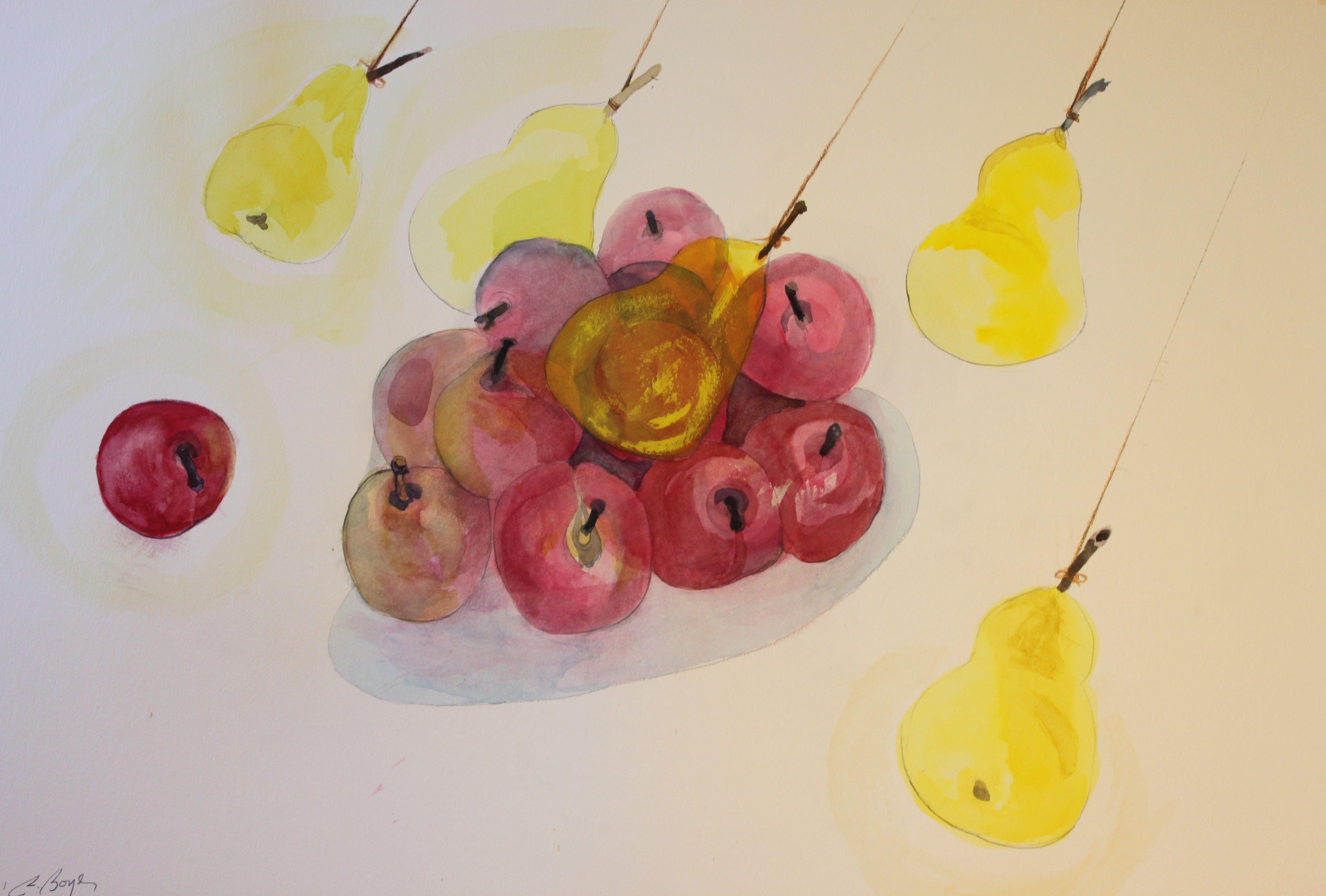 Frutas planetarias