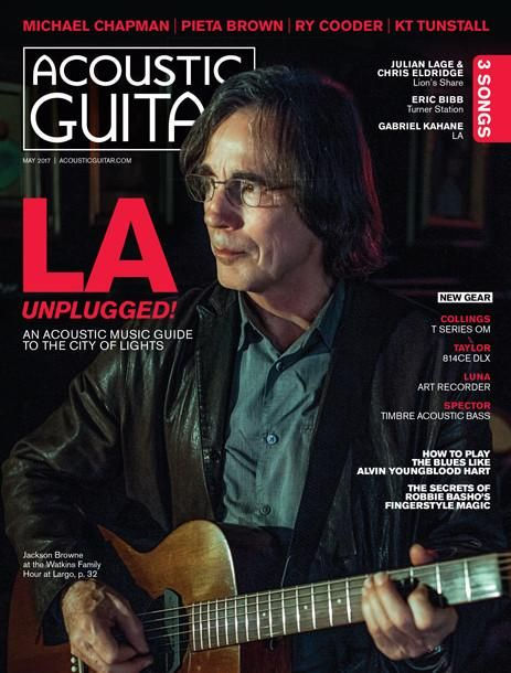 No 293 May 2017 Acoustic Guitar Magazine Guitar Magazine Acoustic