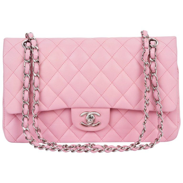 c4eb1d4e832a Chanel Bubblegum Pink 10