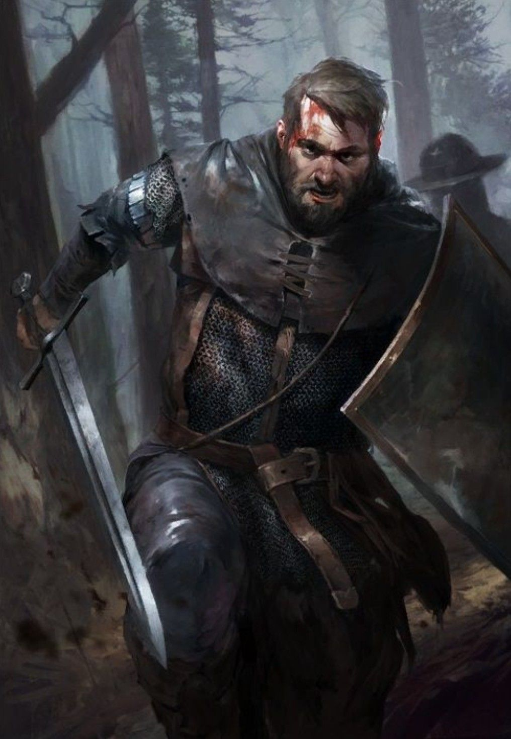 The Witcher Tridam Infantry Gwent Card Northern Realms