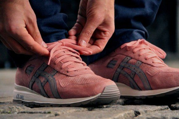 "Ronnie Feig x Asics GT- II ""Rose Gold"""