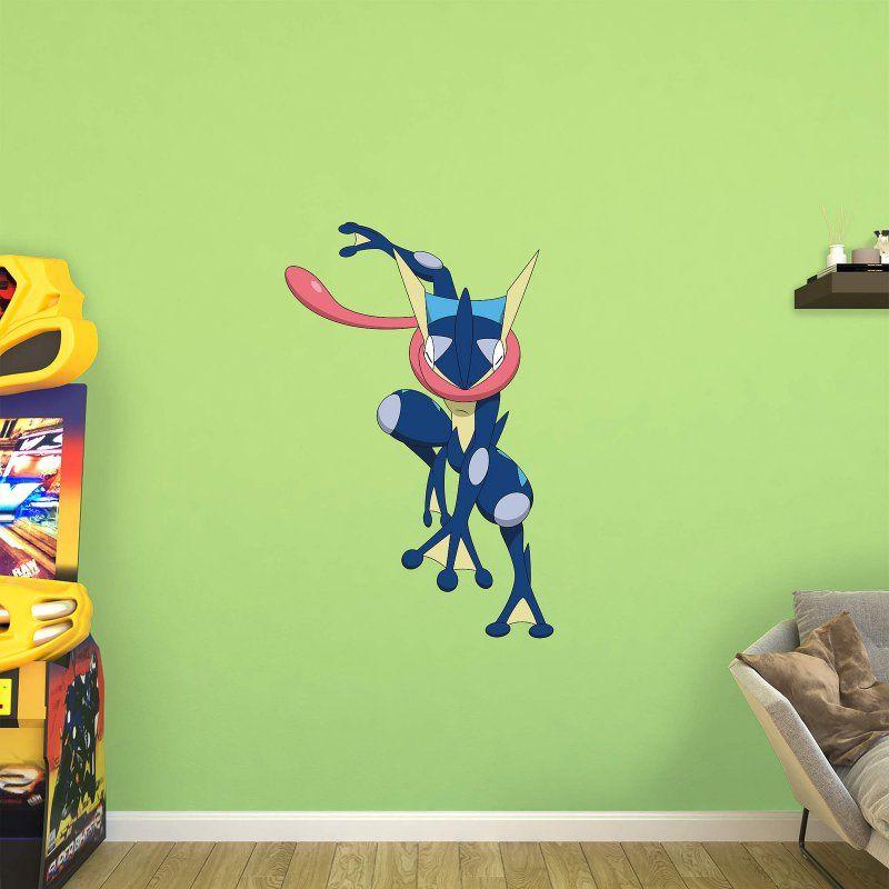 Fathead Pokemon Greninja Wall Decal   1130 00008
