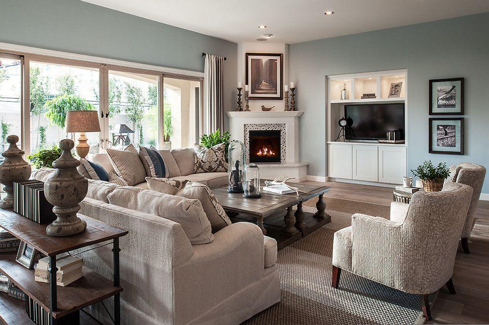 Corner Tv Cabinet L Shaped Sectional Family Room Layout Living Room Remodel Livingroom Layout