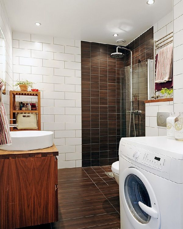 23 Small Bathroom Laundry Room Combo Interior and Layout