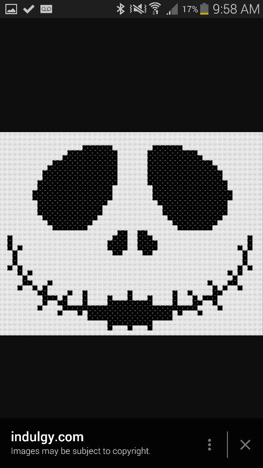 Jack the skeleton knitting pattern | KNIT WHIT | Pinterest