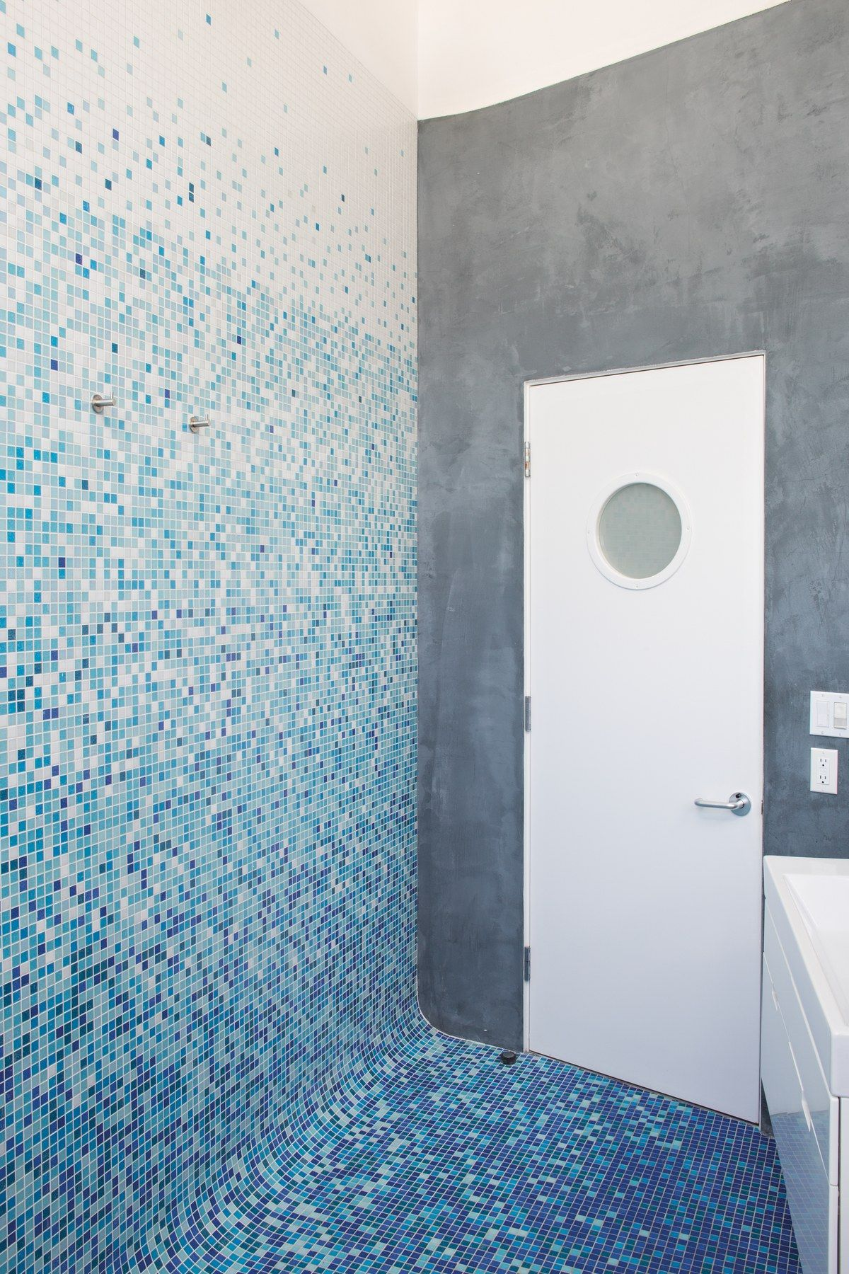 Blue and white tile from Heath Ceramics. | Home Aesthetics ...