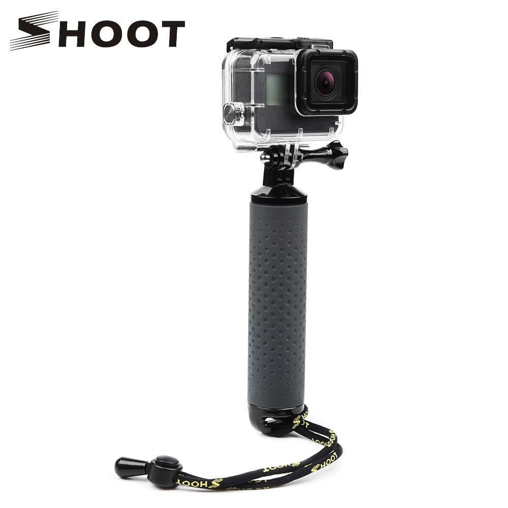 Waterproof Handheld Monopod Selfie Stick Pole For Go pro Hero 3 4 5 Sj400 x!