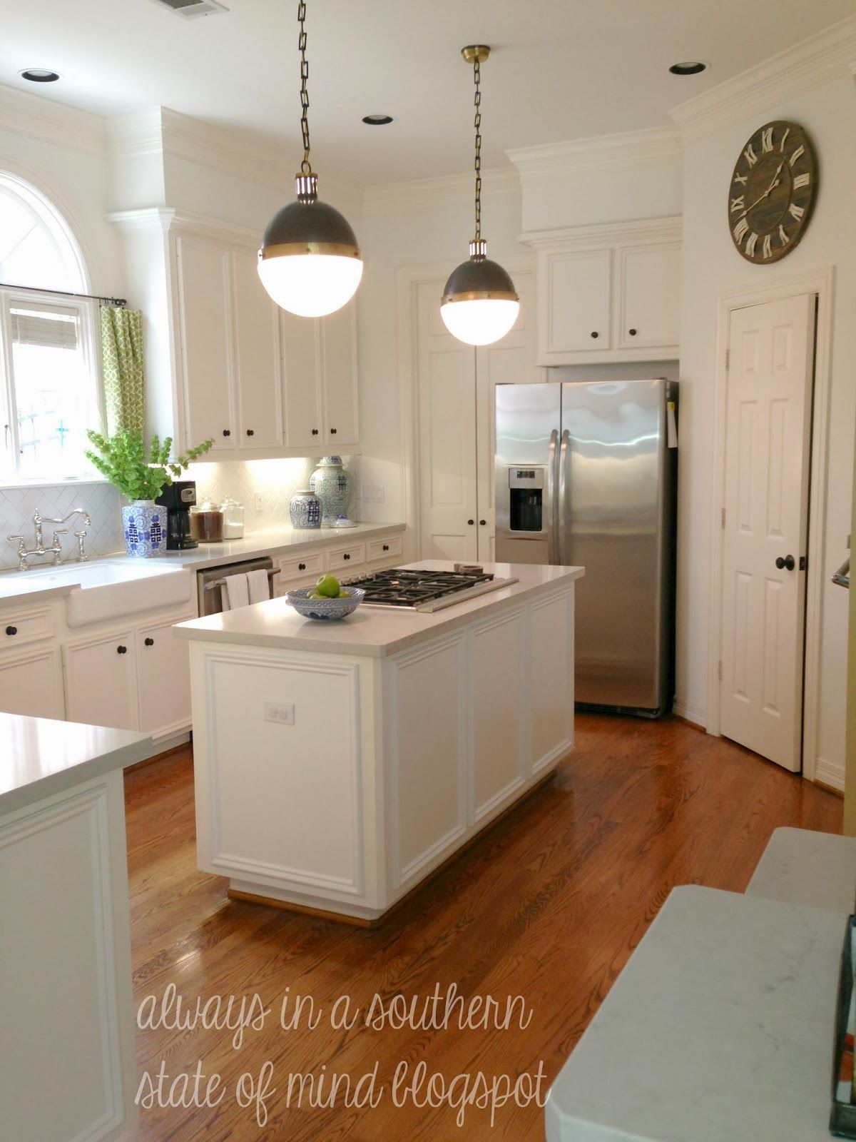 Always In A Southern State Of Mind: Ramblings On The Reno...countertops