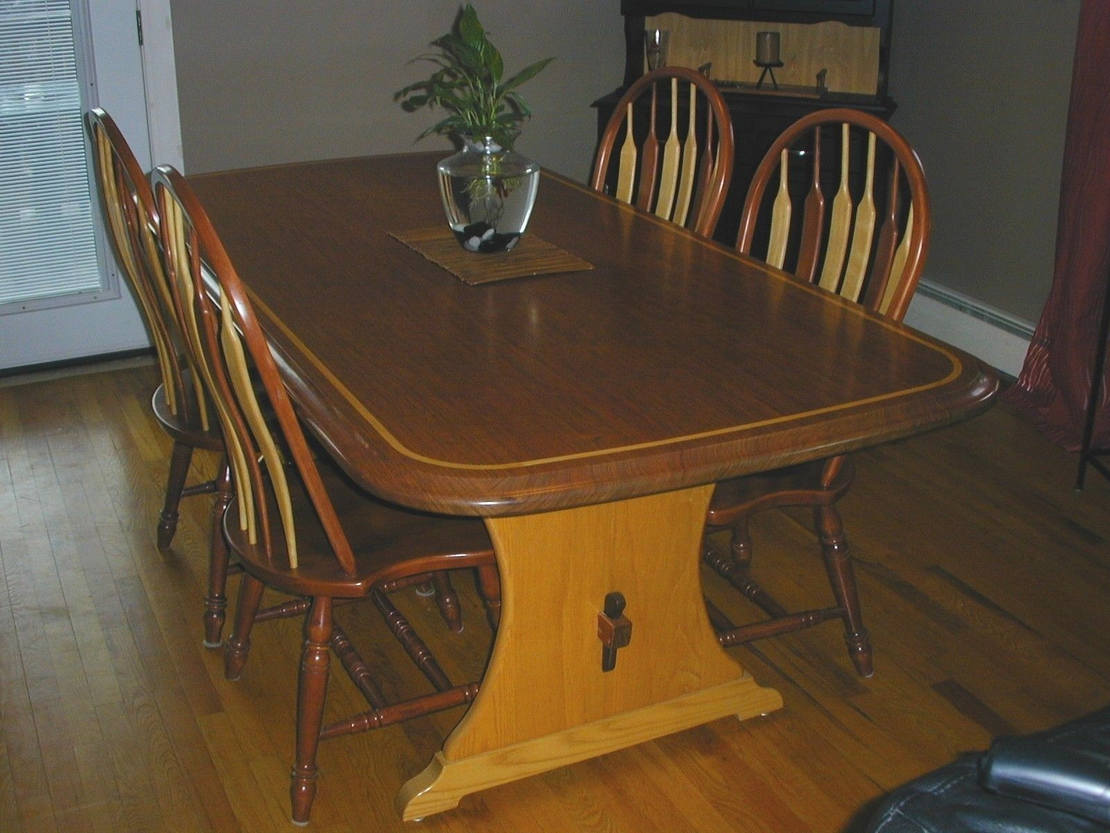 Bubinga dining room table products i love pinterest dining