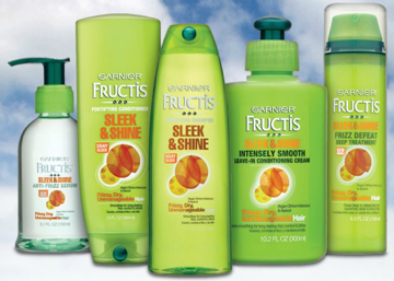 Target: Free Garnier Hair Products