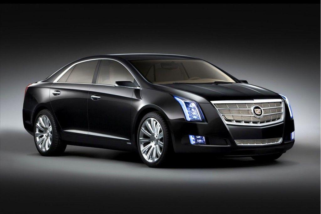 Cadillac Hybrid Unveils Plug In Luxury Concept Car