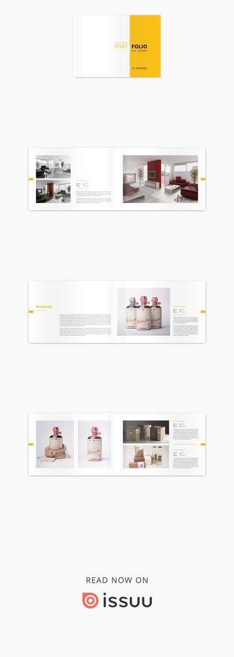 56+ Trendy design portfolio pdf presentation   Portfolio ...