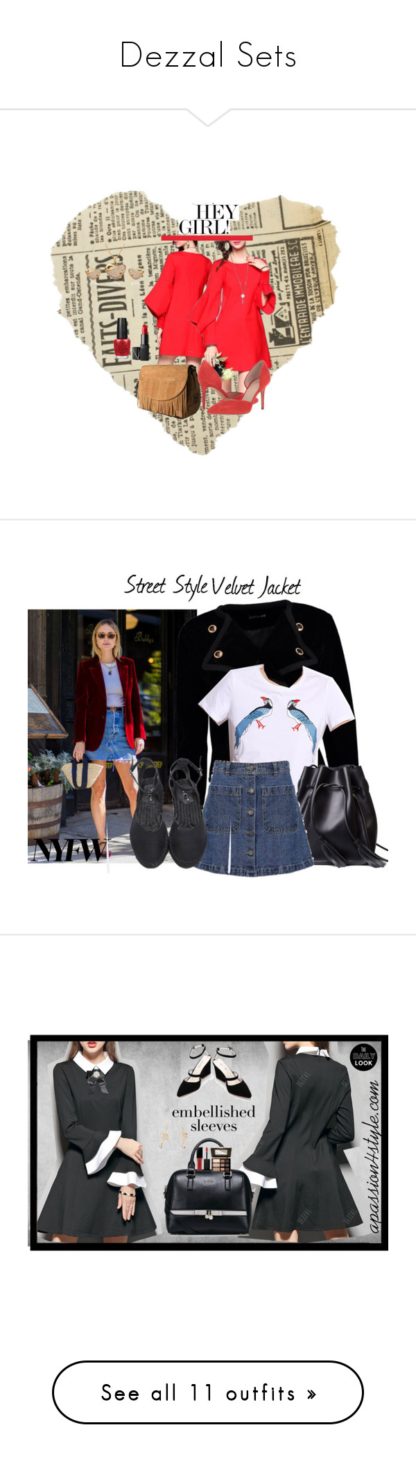 """""""Dezzal Sets"""" by namaste203 ❤ liked on Polyvore featuring Marc Fisher LTD, OPI, NARS Cosmetics, Boohoo, StreetStyle, NYFW, velvetjacket, Smashbox, Too Faced Cosmetics and flares"""