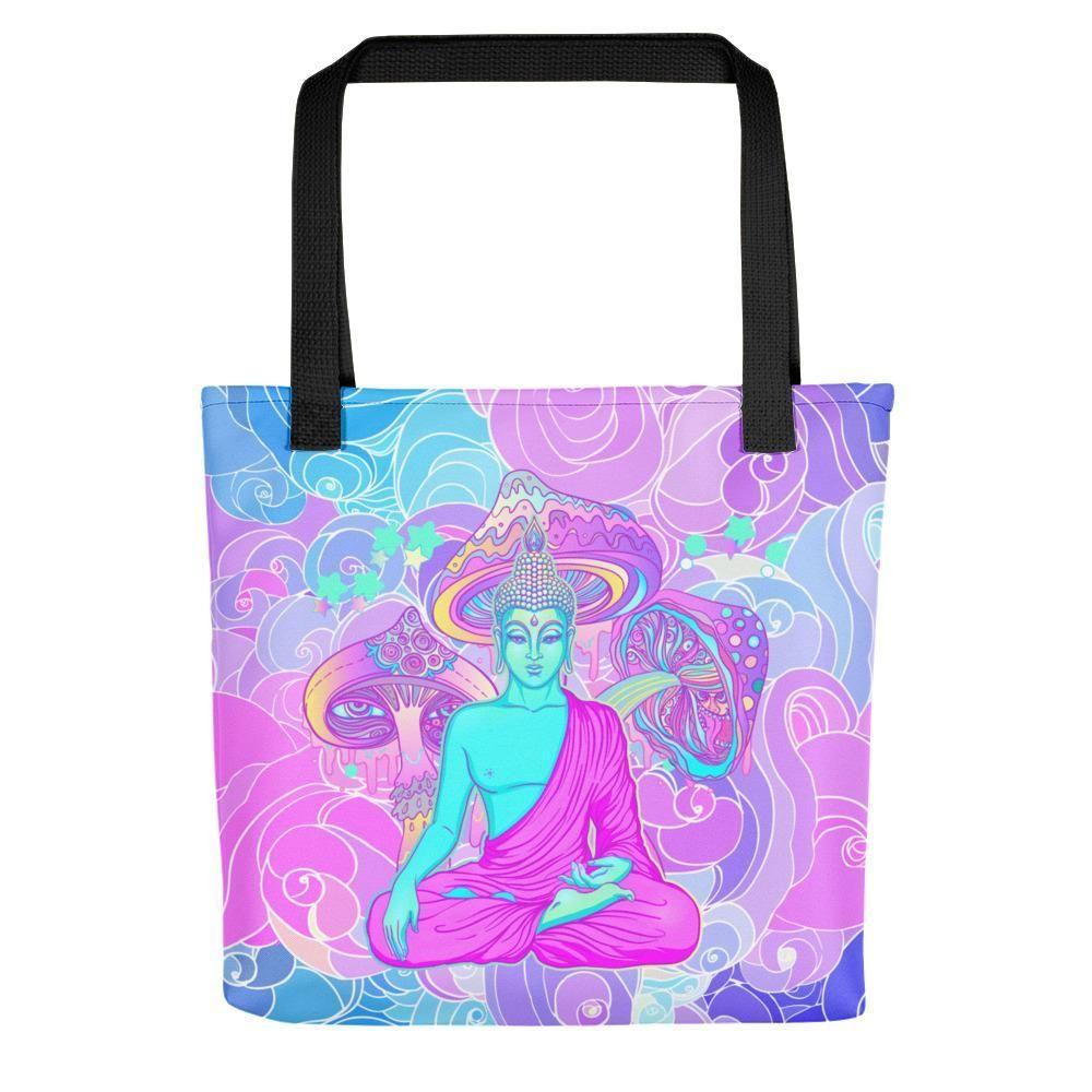 50cb239a1033 Magic Mushrooms Tote Bag. Magic Mushrooms Tote Bag Boho Bags ...