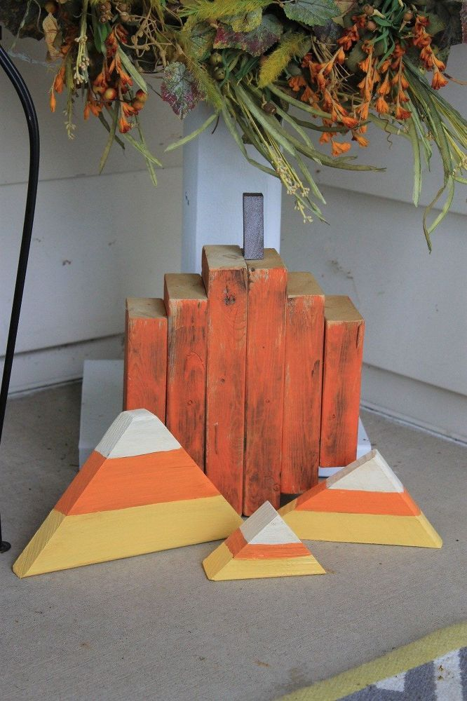 Weekend Scrap Wood Projects | Fall | Scrap wood projects ...