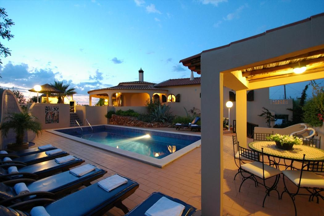 Mooie traditionele villa met moderne afwerking Algoz