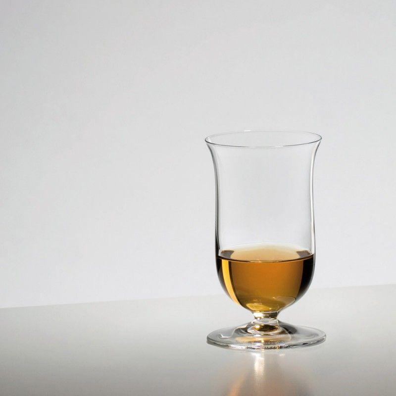 Riedel Crystal Vinum Single Malt Whiskey Glasses 7 Oz Set Of 2