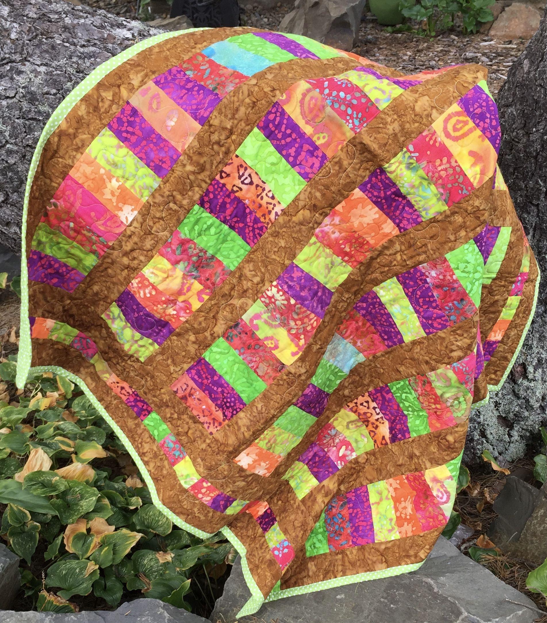 roman coins quilt pattern