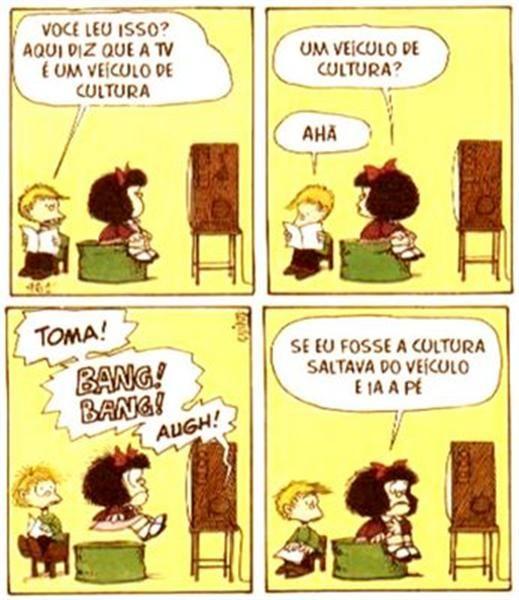 Quadrinhos da mafalda online dating