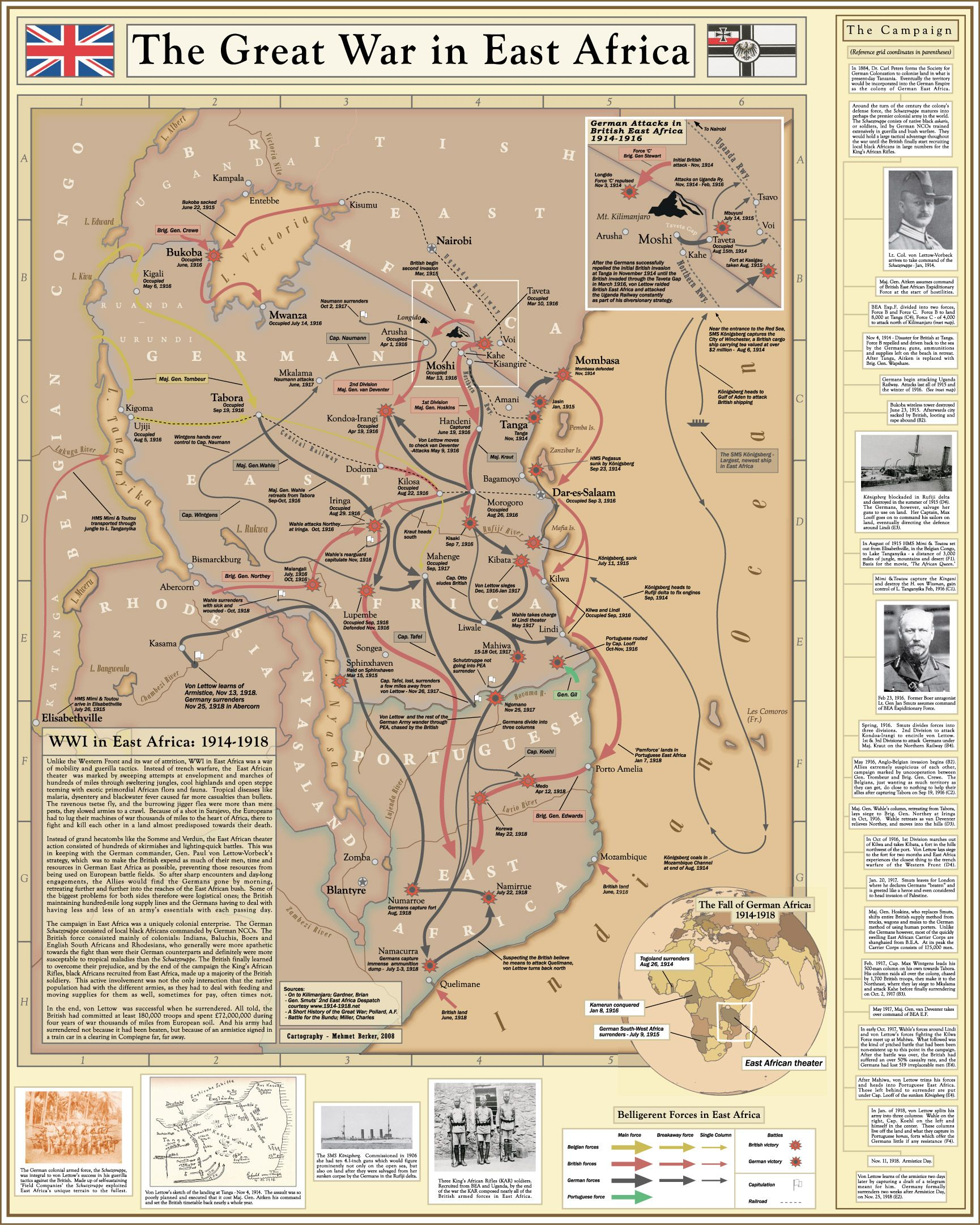 Teaching africa the great war in africa modern africa teaching africa the great war in africa gumiabroncs Choice Image