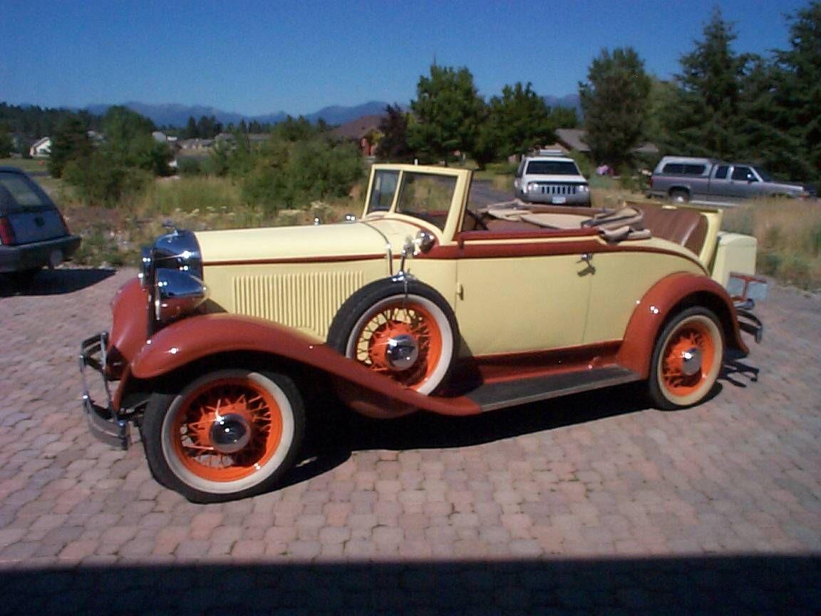 1932 Chrysler for sale #1973545 - Hemmings Motor News | Vintage ...