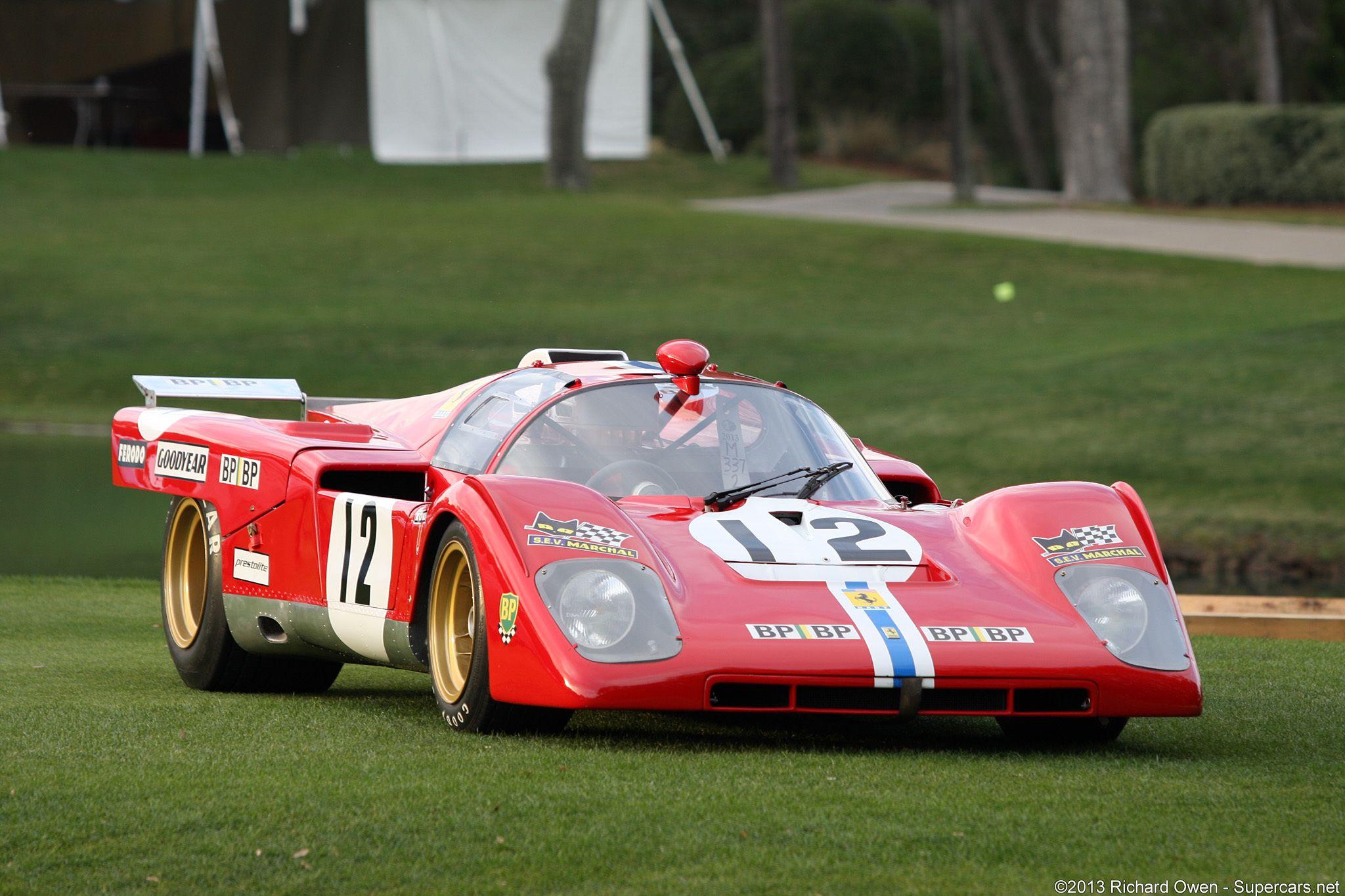 N.A.R.T. 1971 Ferrari 512M 1020