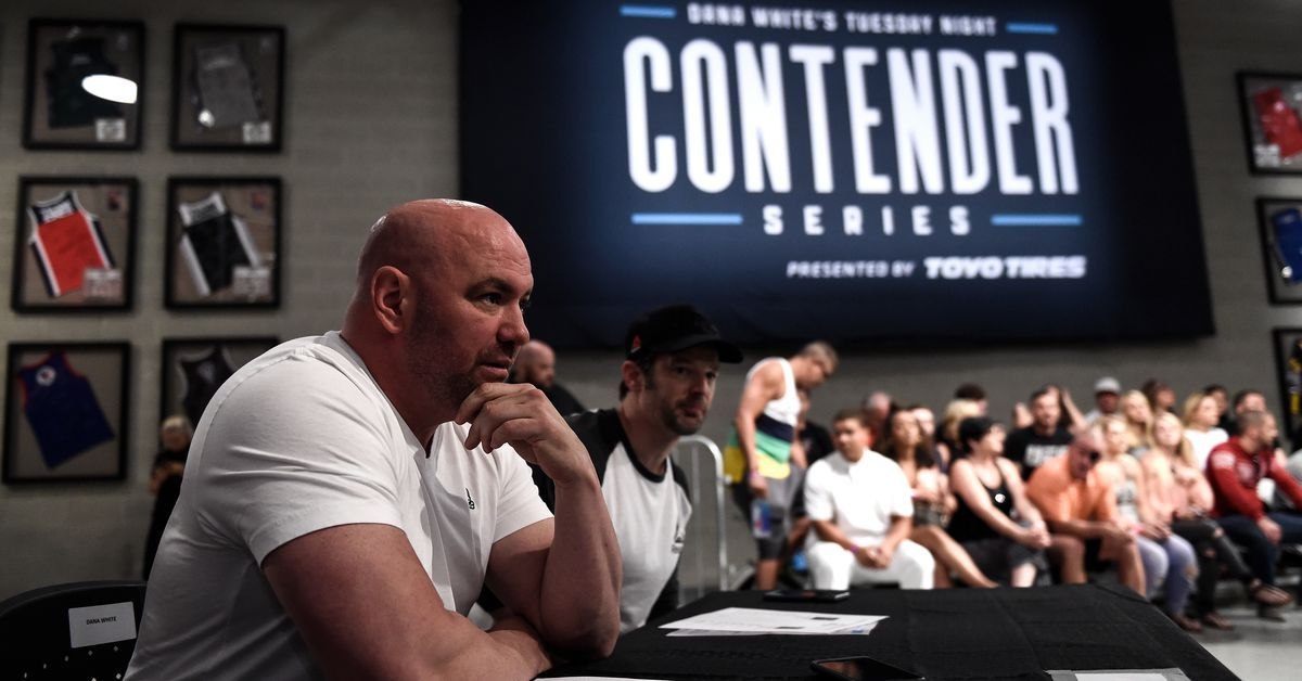 Contender Series Brazil takes hit with visa issues