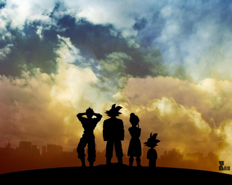 Goku S Family Wallpaper Art Art Block Fine Art Prints