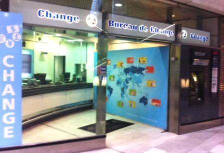 Retrouvez notre bureau de change Paris Aroport Charles de Gaulle