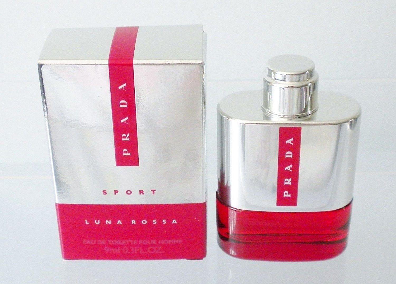 Prada Sport Luna Rossa Eau De Toilette Pour Homme Mini
