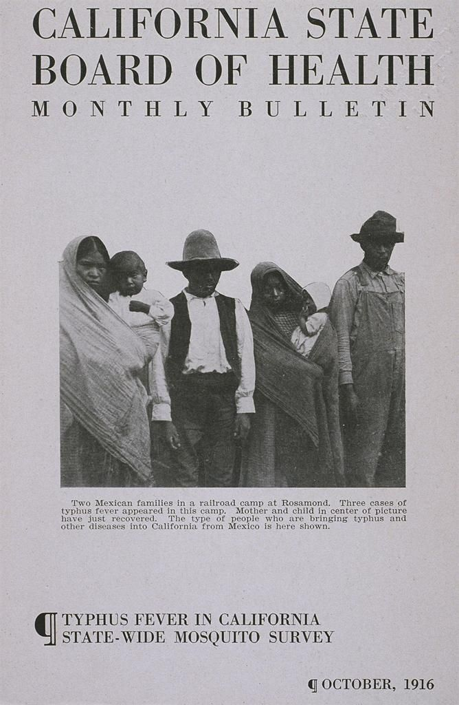 1930's Mexican migrant workers