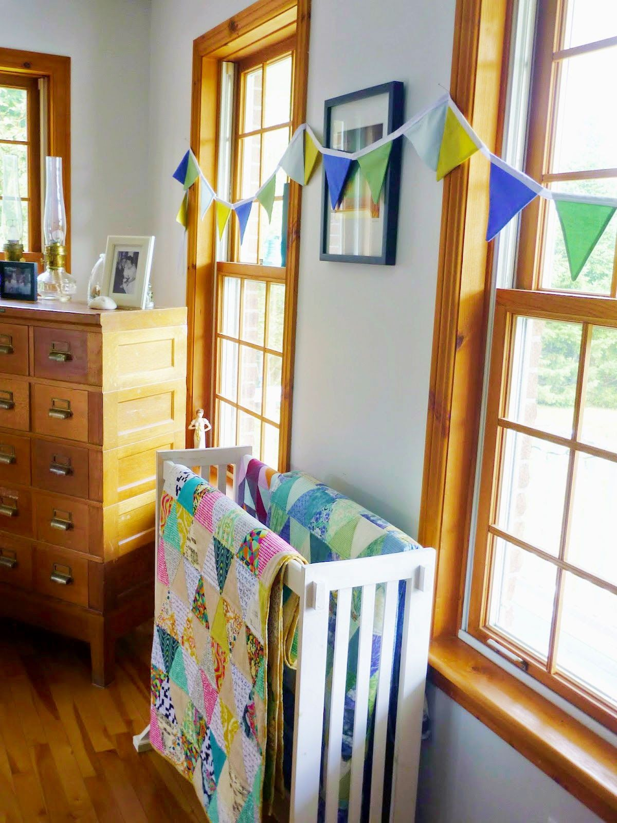 Sew Sisters Quilt Shop: Kona Club Challenge - Flag Bunting by ... : sew sisters quilt shop - Adamdwight.com
