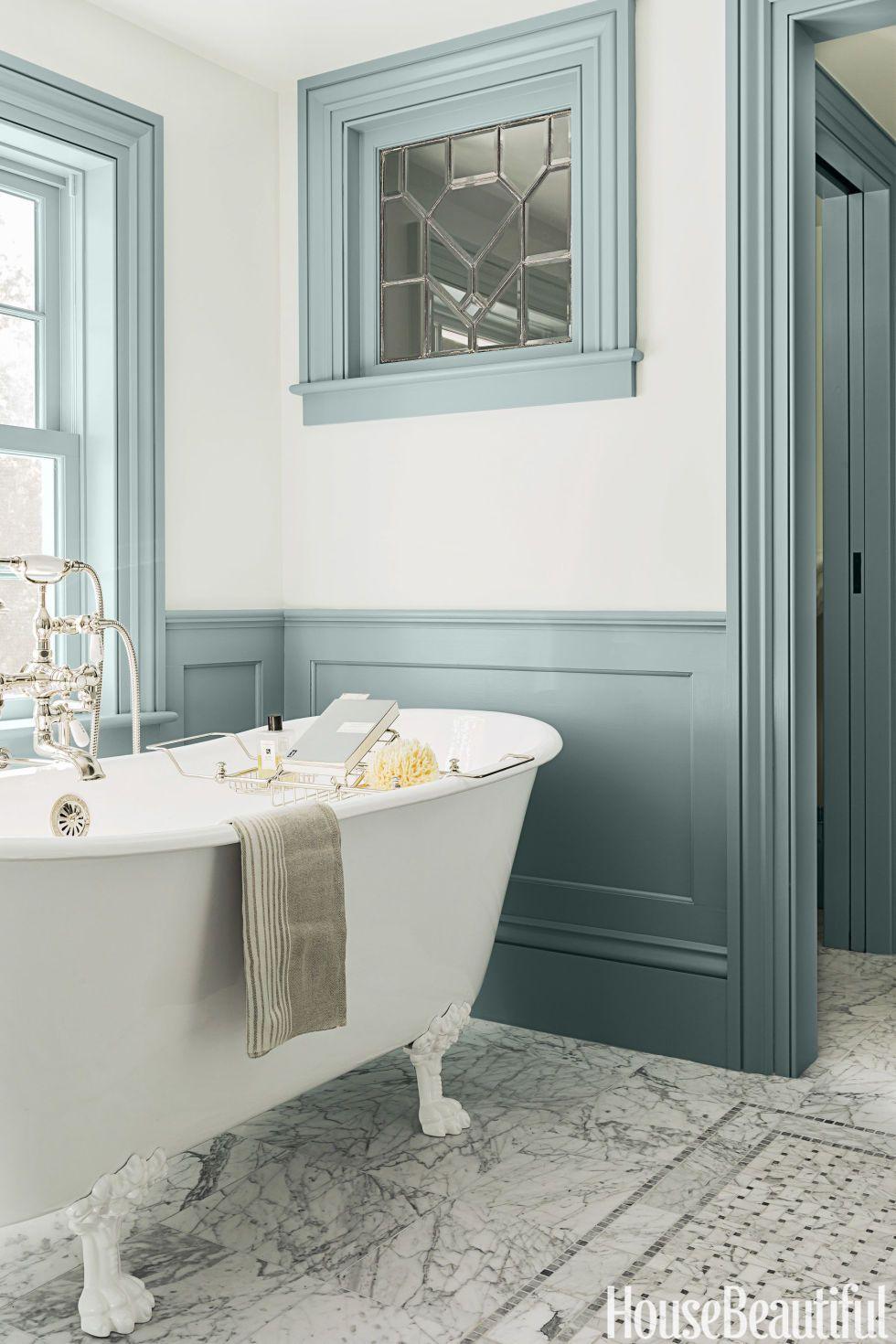 48 Eye-Catching Bathroom Tile Ideas   Tile ideas, Bathroom tiling ...
