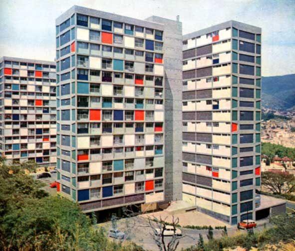 La arquitectura de Carlos Raúl Villanueva en Caracas: Reparaciones ...