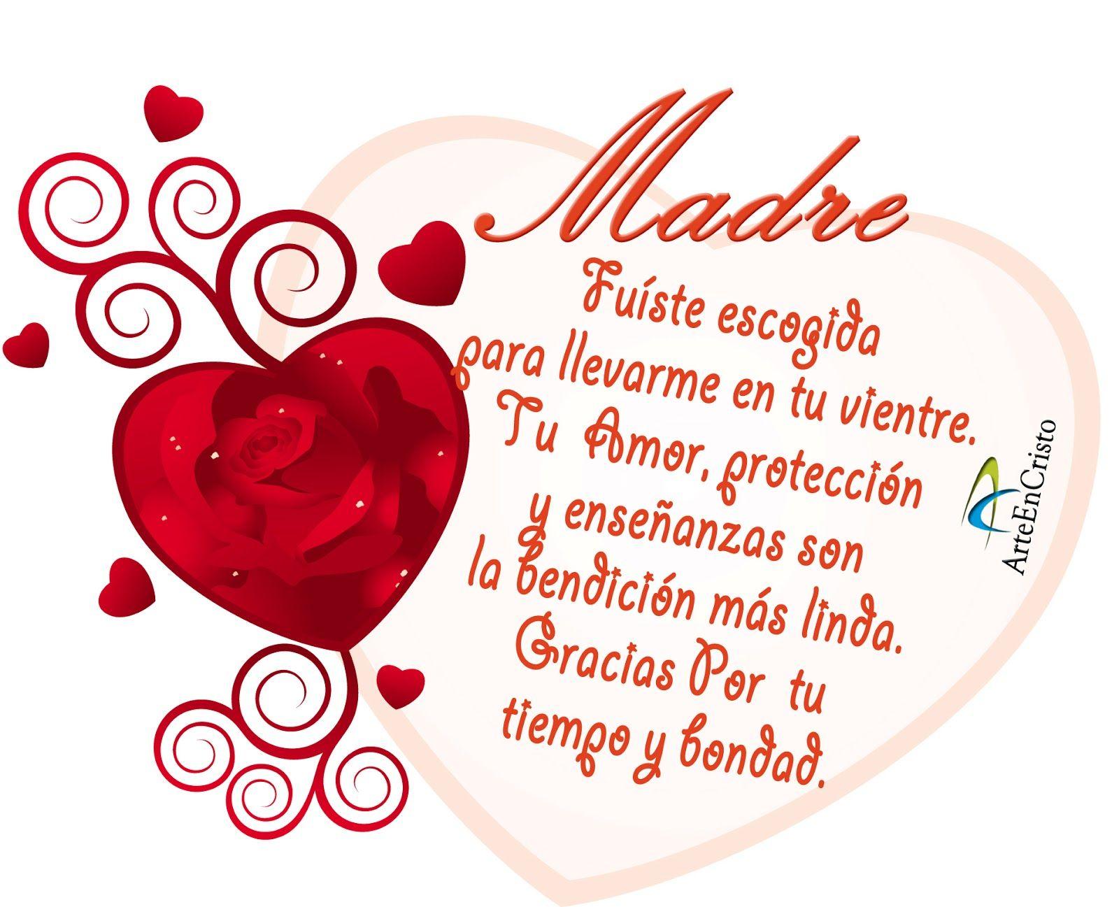Frases Para El Dia De La Madre 5 Jpg 1600 1297 Feliz Día De San Valentín Mamá Tarjetas Del Día De Las Madres Mensaje Del Día De La Madre