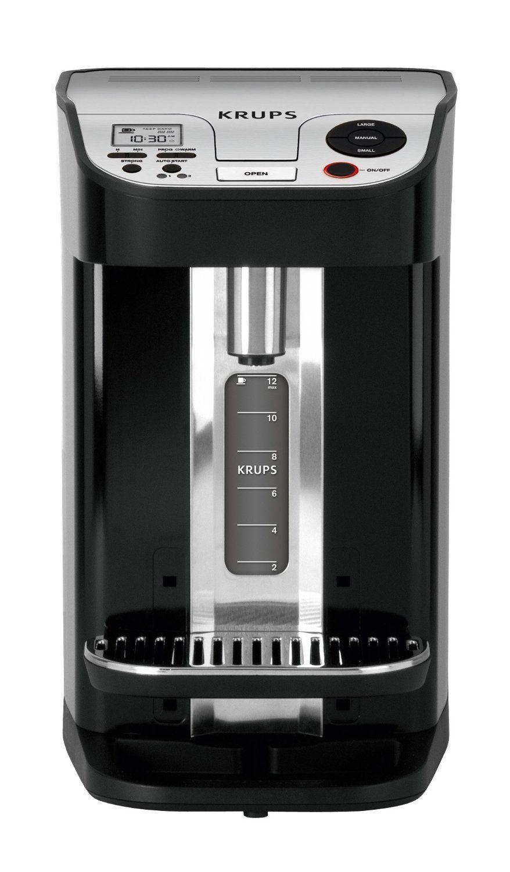 Black amp decker dcm1350 versabrew plus 12 cup programmable coffee maker - Krups Km9008 Cup On Request Programmable Coffee Maker With Precise Warming Technology 12 Cup