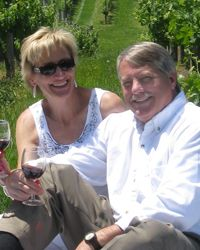 Doug Flemer '68 - studied horticulture at NC State and during a graduation trip to Europe, developed a fascination for winemaking and viticulture. Doug's son, Jordan '06 joins him in this special family business.    https://www.christchurchschool.org/podium/default.aspx?t=151219