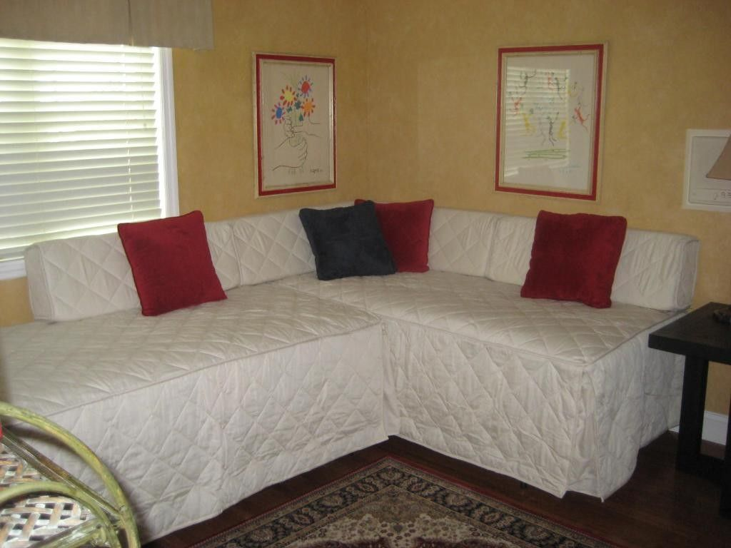 Daybed Bolster Covers