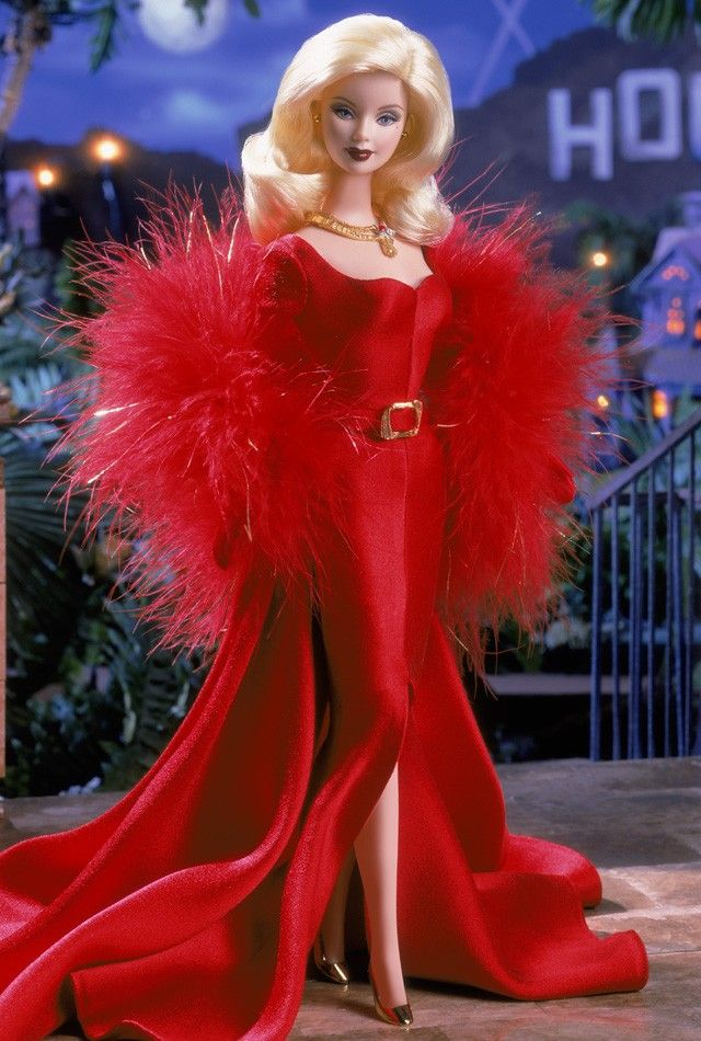 Hollywood Cast Party™ Barbie® Doll   Release Date: 7/1/2001   Fifth in the Hollywood Movie Star™ collection.