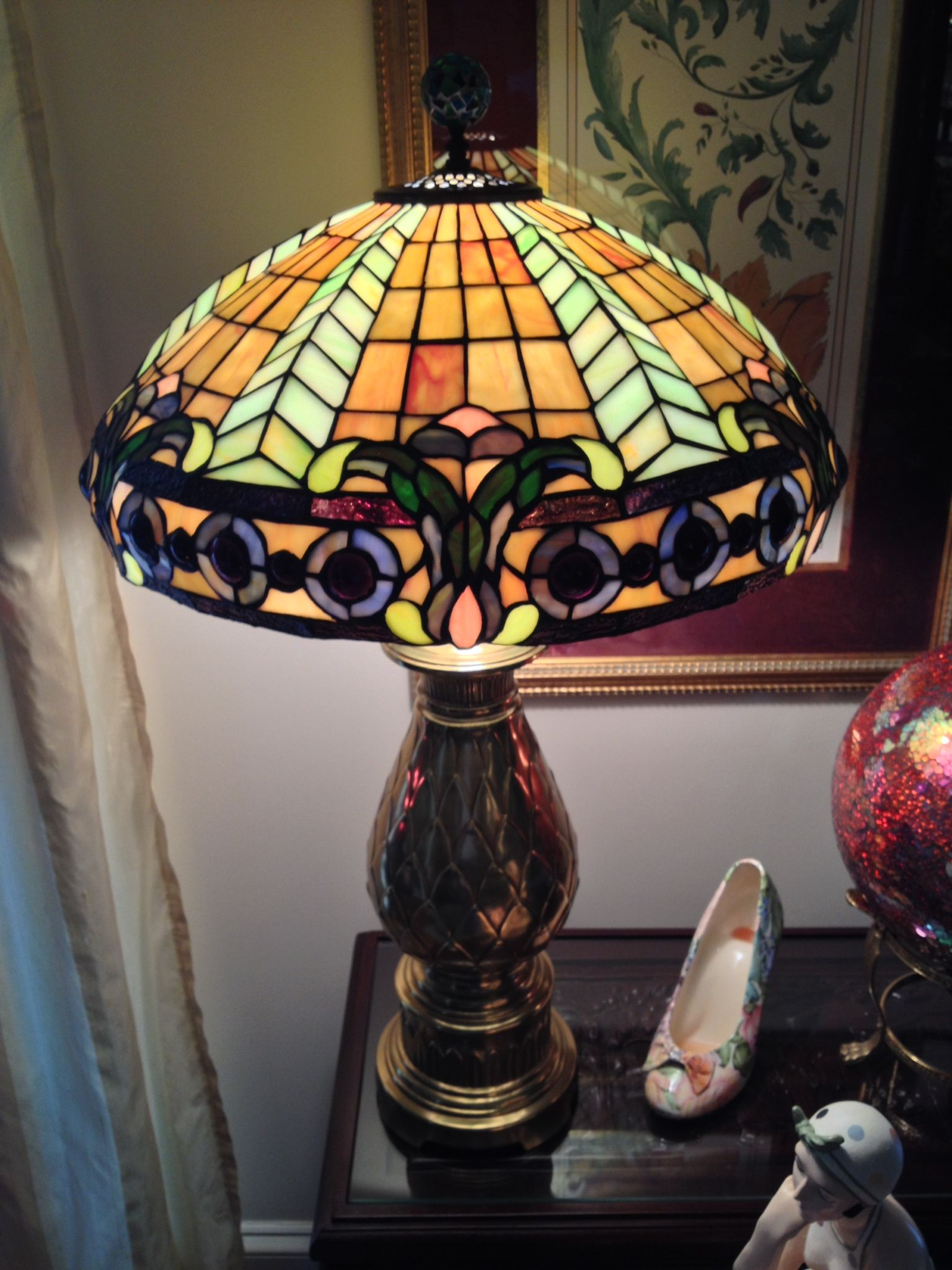 Pin di Marianne Turner su Tiffany lamps Lampade tiffany