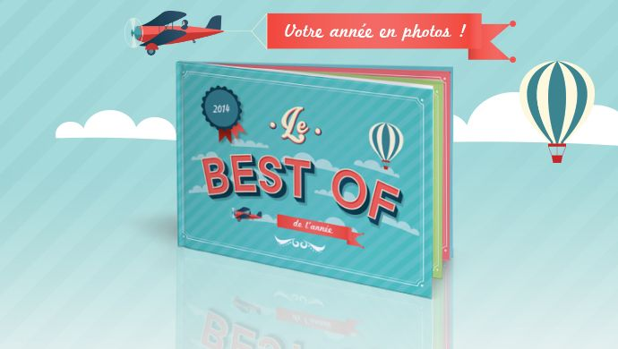 Le Best of de votre année en photos ! Livre photo A4 Paysage 29,7 x 21,0 cm, à partir de 24,95€ #livrephotodelannée #albumphoto #album #albumbestof