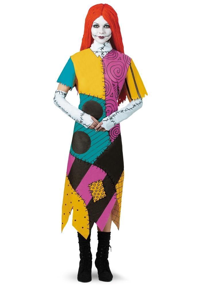 NewYear #Trendy Halloween   #Disguise Sally Classic Junior