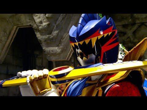 Evil Talon Ranger Vs The Power Rangers In Power Rangers Dino Super